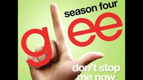 Glee - Don't Stop Me Now (DOWNLOAD MP3 LYRICS)