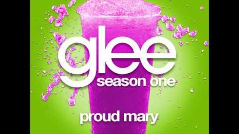 Glee - Proud Mary (DOWNLOAD MP3 LYRICS)