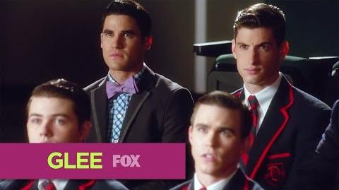 "GLEE Gleek Peek ""The Hurt Locker, Part 2"""