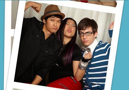 Glee Cast Fox Photo Booth Shoot 11380034 452 316 Jpg