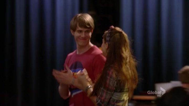 Glee marley and jake hookup real life