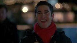 Glee - White Christmas full performance HD (Official Music Video)