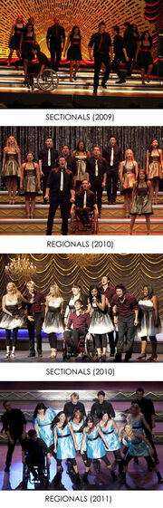 Glee Competitions