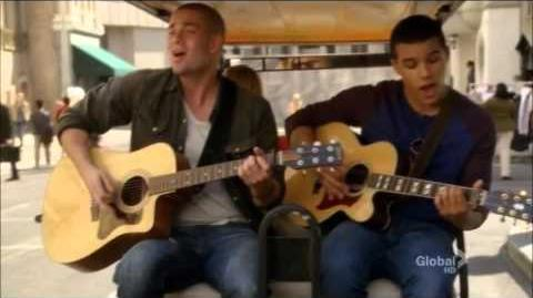 Hanukkah Oh Hanukkah - Glee