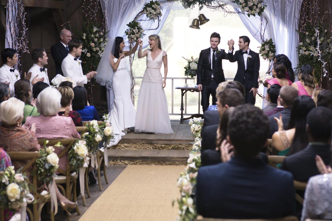 Kurt glee homosexual marriage