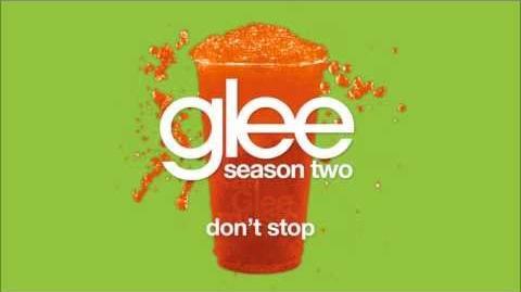 Don't Stop Glee HD FULL STUDIO