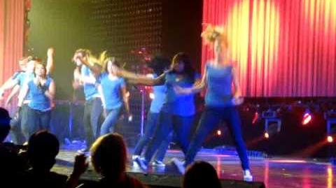 Push It - Glee Live! Tour