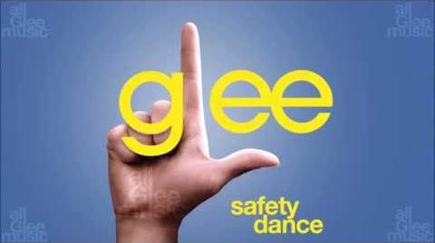 Safety Dance Glee HD FULL STUDIO