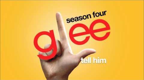 Tell Him Glee HD FULL STUDIO