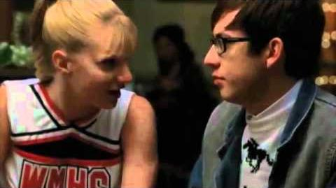 GLEE - Brittany-ism Time Machine-0