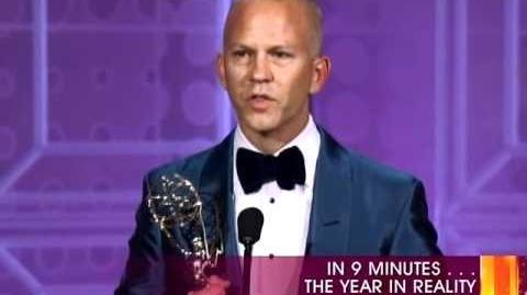 Ryan Murphy of Glee 62nd Primetime Emmy Show Winner