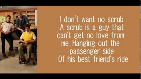no scrubs lyrics