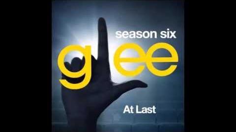 Glee - At Last (DOWNLOAD MP3 LYRICS)