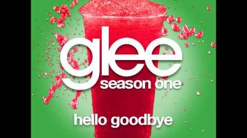 Glee - Hello Goodbye (DOWNLOAD MP3 LYRICS)