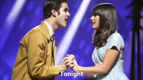 Glee - Tonight