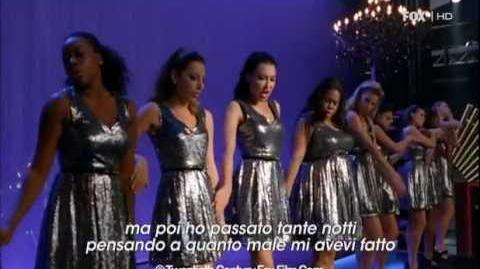 Glee 3x08 - Survivor I Will Survive (Destiny's Child Gloria Gaynor)