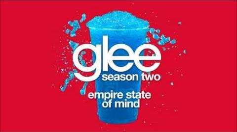 Empire State of Mind Glee HD FULL STUDIO