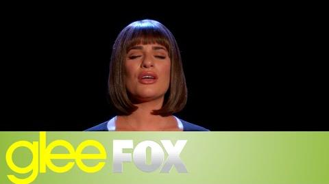 "GLEE ""Who Are You Now?"" Official Performance"