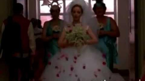 Glee - Wedding Bell Blues (Full Performance Official Music Video)
