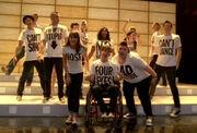 Glee Lady Gaga Born This Way April27newsnea