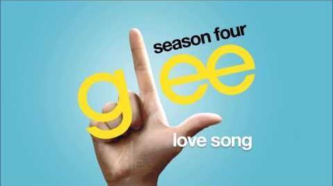 Love Song Glee HD FULL STUDIO