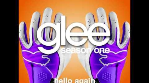 Hello Again - Glee Unreleased Song DOWNLOAD LINK