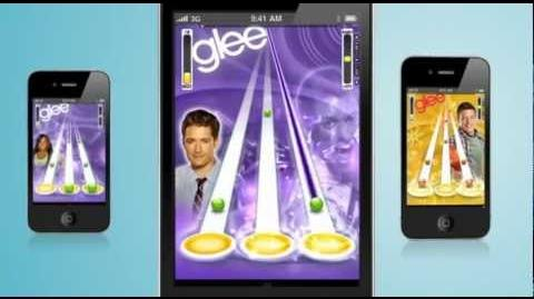 Calling all Gleeks! Tap Tap Glee has arrived!