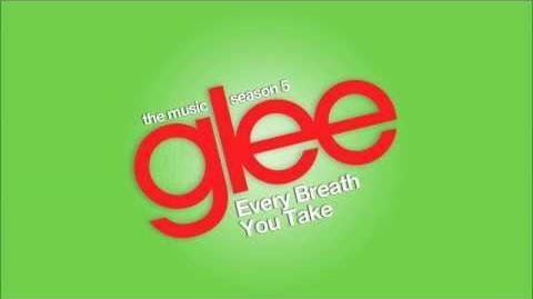 Every Breath You Take Glee HD FULL STUDIO-2