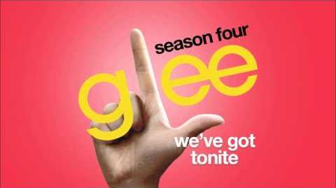 We've Got Tonite Glee HD FULL STUDIO