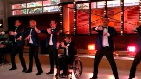 ► stop! in the name of love free your mind (glee cast) full performance