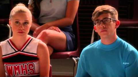 Glee S05E05 If I Were A Boy (Scene)