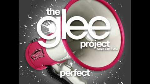 The Glee Project - Perfect (LYRICS)