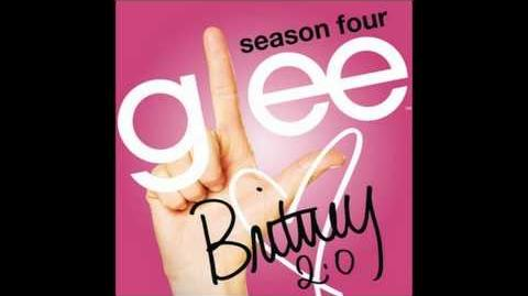 07) Britney Spears - 3 (Glee Version) (Audio)