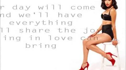 Glee Cast - Our Day Will Come lyrics