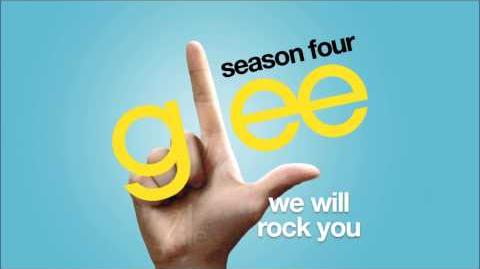 We Will Rock You Glee HD FULL STUDIO