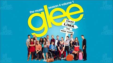Live While We're Young Glee HD FULL STUDIO