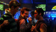Blaine seb kurt scandals