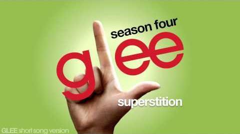 Glee - Superstition - Episode Version Short