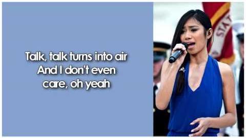 Glee - Wings (Lyrics)-0
