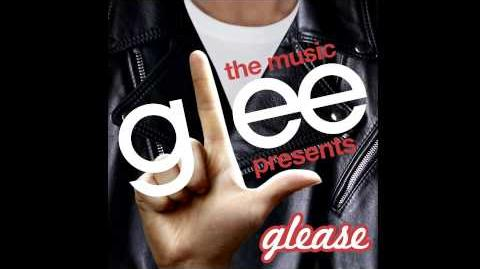 Look At Me I'm Sandra Dee (Reprise) - Glee Cast HD FULL STUDIO