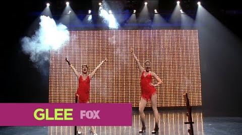GLEE - Full Performance of ''Nowadays Hot Honey Rag'' from ''The Substitute""