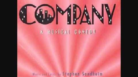 Getting Married Today - Company (1995 Broadway Revival)