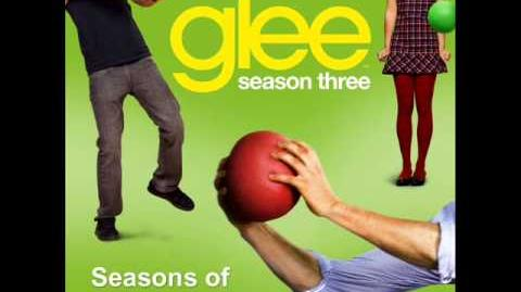 Glee - Seasons Of Love (Season 3 Version)