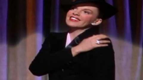 JUDY GARLAND 'MR MONOTONY'. DELETED SCENE, 'EASTER PARADE'. THE INSPIRATION FOR 'GET HAPPY'