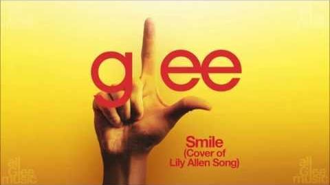 Smile (Lily Allen Song) - Glee -HD FULL STUDIO-