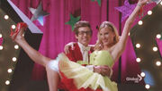 Artie and brittany