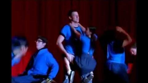 Full Performance Push It Glee