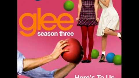 Glee - Here's To Us (Better Acapella)