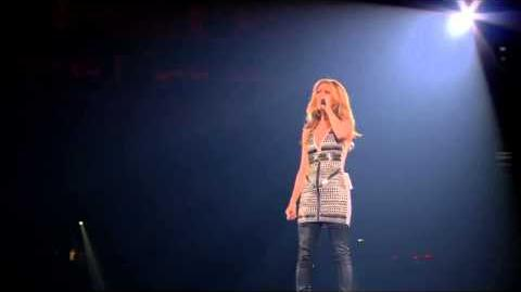 Celine Dion All By Myself Live HD