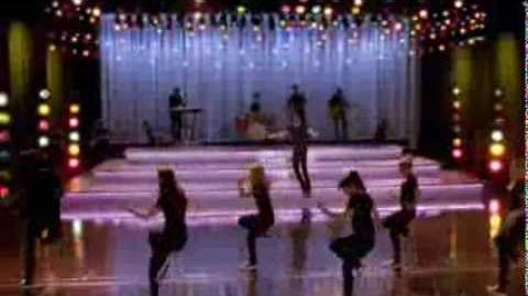 GLEE - Footloose (Full Performance) (Official Music Video) HD